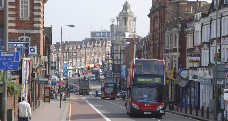 wandsworth-busses
