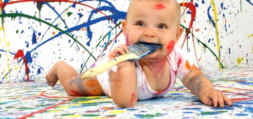 Child_and_paint_Wallpapers (3)