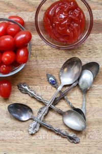 Tomatoes for silver